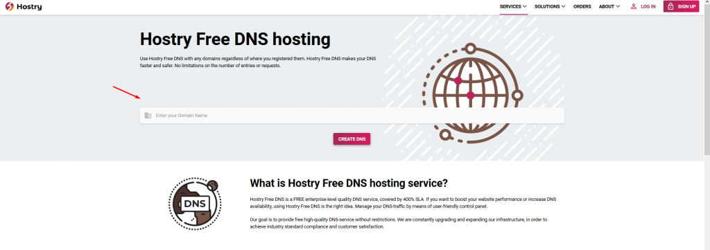 What is DNS and what is it used for? 2
