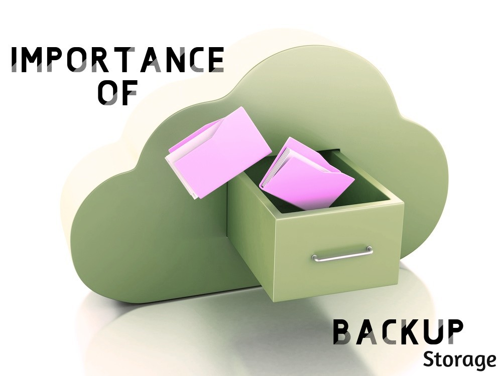 The Crucial Importance of Backup Storage 1