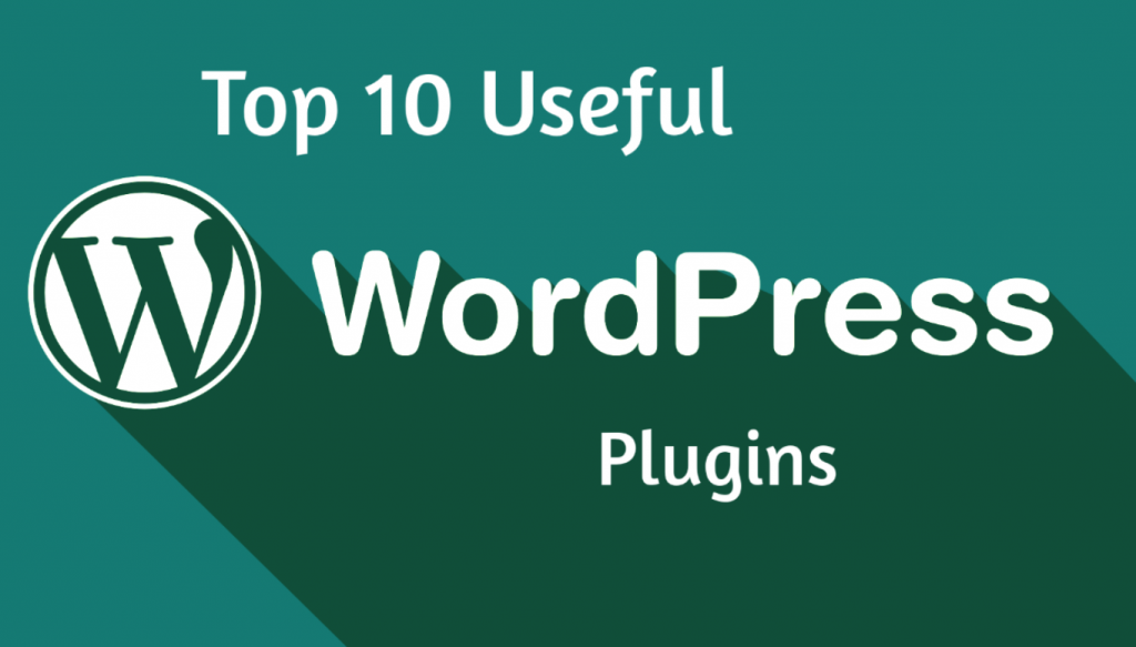 Top 10 Useful WordPress Plugins 1